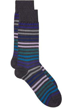 Pantherella Striped Socks