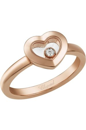 Chopard Rose Happy Diamonds Icons Heart Ring