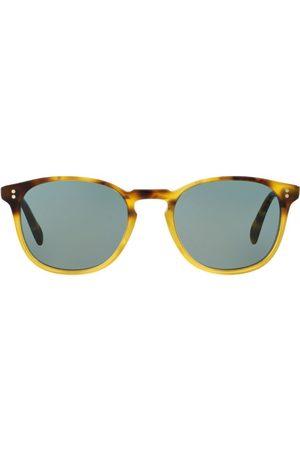 Oliver Peoples Finley Tortoiseshell Sunglasses