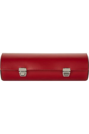 Gentili Leather Watch Roll Case