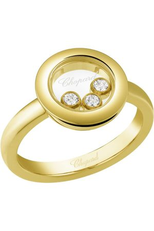 Chopard Yellow Happy Diamonds Icons Ring