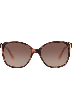 Prada Oversized Tortoiseshell Sunglasses