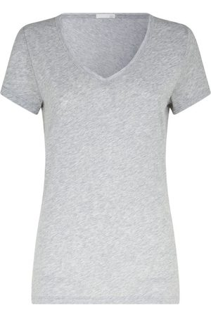 SKIN Easy V-Neck T-Shirt