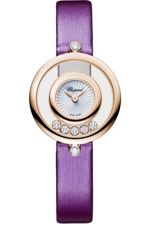 Chopard Rose and Diamond Happy Diamonds Icons Watch 25.8mm