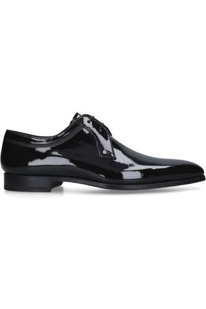 Magnanni Patent Evening Derby Shoes