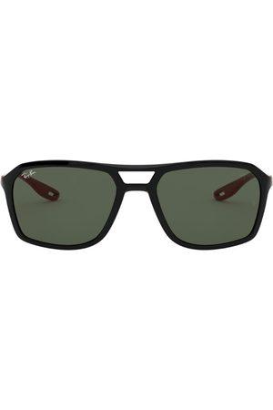 Ray-Ban Men Sunglasses - X Scuderia Ferrari Square Sunglasses