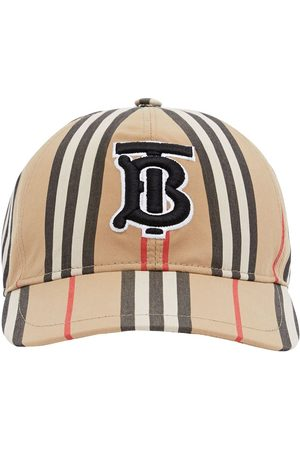 Burberry Monogram motif baseball cap - Neutrals