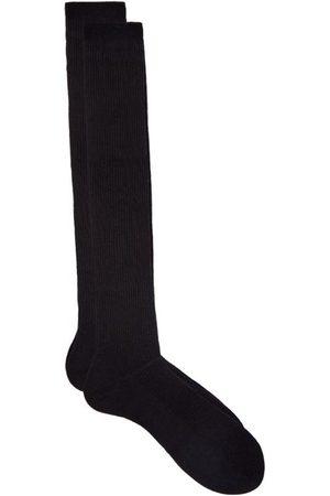 Pantherella Ribbed Merino Wool Socks