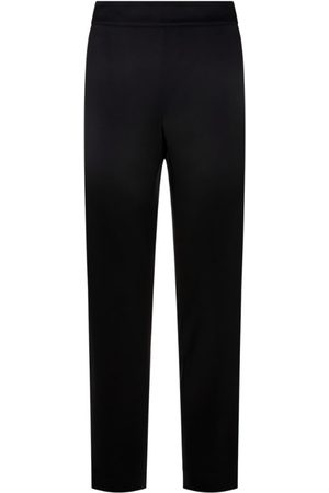 ST. JOHN Emma Satin Trousers