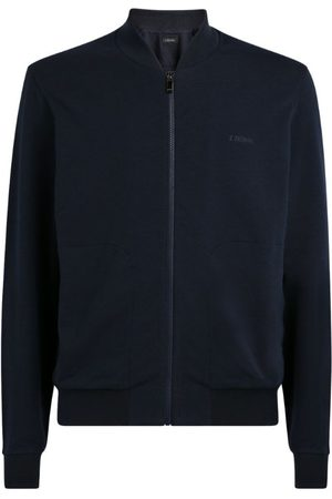 Z Zegna Zip-Up Jacket