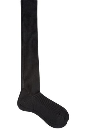 Pantherella Egyptian Cotton Lisle Long Sock