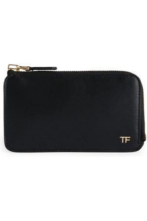 Tom Ford Leather Zip Wallet