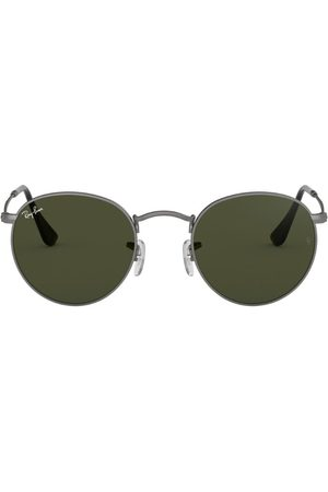 Ray-Ban Men Sunglasses - Round Metal Sunglasses