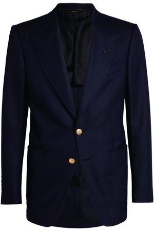 Tom Ford Shelton Single-Breasted Blazer