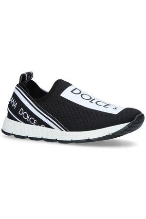 Dolce & Gabbana Kids Paul Slip-On Sneakers