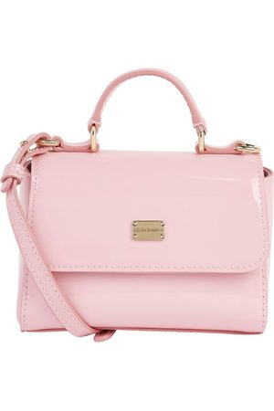 Dolce & Gabbana Kids Flap Front Shoulder Bag