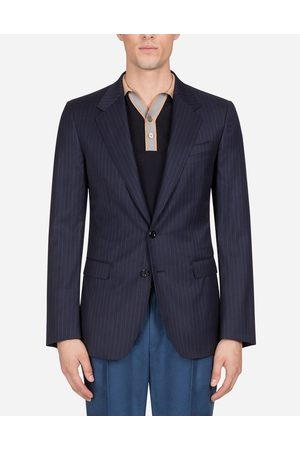 Dolce & Gabbana Collection - TAORMINA JACKET IN WOOL AND SILK