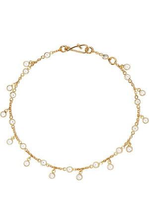 ANNOUSHKA 18kt Nectar white sapphire bracelet - 18ct