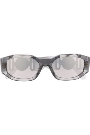 Versace Eyewear Sunglasses - Logo plaque sunglasses