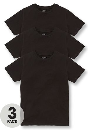 Very Unisex 3 Pack Sports School Tees