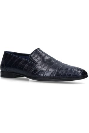 Brotini Croc-Print Slippers