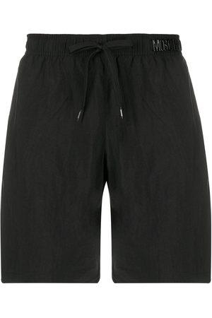Moschino Lettering logo swim shorts