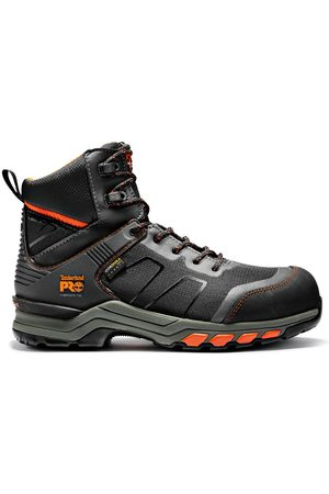 Timberland Pro® hypercharge textile composite safety toe work boot men, size 6