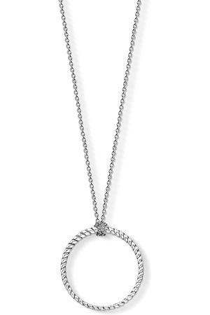 Thomas Sabo Charm necklace Circle Large X0251-637-21-L70