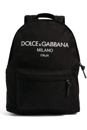 Dolce & Gabbana Kids Logo Backpack