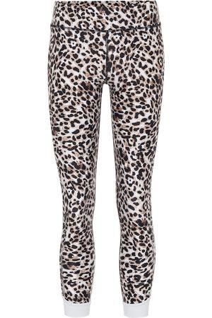 The Upside Water leopard-print leggings