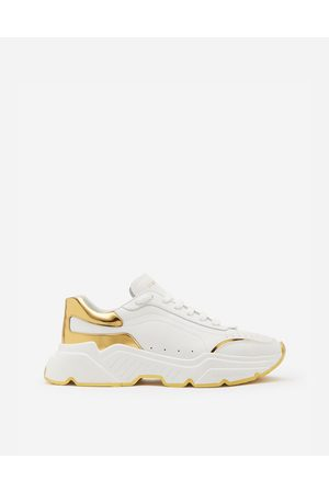 Dolce & Gabbana Sneakers and Slip-On - DAYMASTER SNEAKERS IN NAPPA CALFSKIN