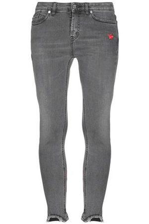 THE EDITOR DENIM - Denim trousers