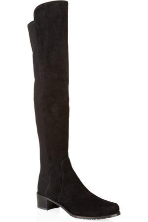 Stuart Weitzman Suede Reserve Over-The-Knee Boots 40