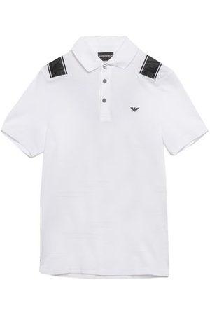 Emporio Armani TOPWEAR - Polo shirts