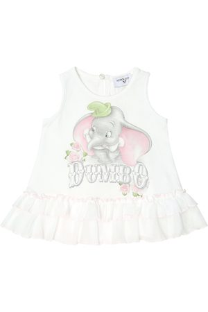 MONNALISA Baby x Disney® stretch-cotton top