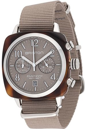 Briston Watches - Clubmaster Classic Chrono 40mm - Neutrals