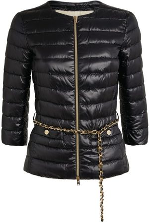 HERNO Belted Lucrezia Puffer Jacket