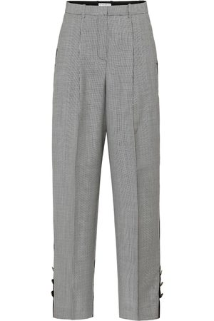 Givenchy Houndstooth wool pants