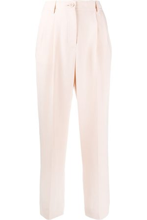 See by Chloé Tailored trousers - Neutrals