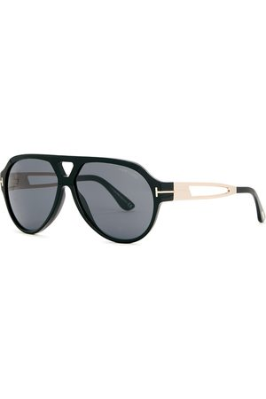 Tom Ford Paul Aviator-style Sunglasses