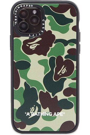 AAPE BY A BATHING APE X Casetify ABC Camo iPhone 11 Pro Case