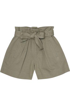 Brunello Cucinelli Cotton-blend shorts