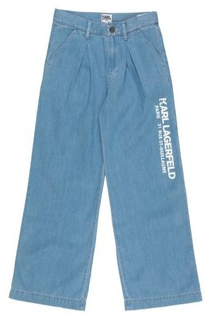Karl Lagerfeld Girls Trousers - DENIM - Denim trousers