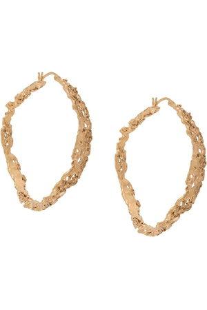 Lee Women Earrings - Rebutia Large Hoop earrings