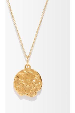 Alighieri Gemini 24kt -plated Necklace - Mens