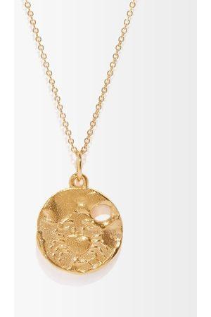 Alighieri Cancer 24kt -plated Necklace - Mens
