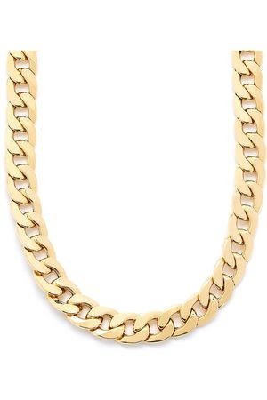 Love GOLD 9Ct Yellow 1 And 1/2 Oz Solid Diamond Cut20 Inch Curb Chain