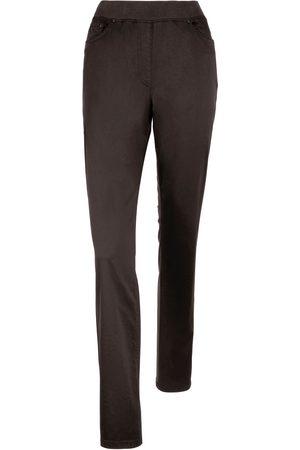 Brax ProForm Slim slip-on trousers design Pamina size: 10s