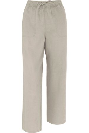 Peter Hahn 7/8-length pull-on trousers Cornelia fit size: 12s