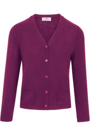 Peter Hahn Cardigan in Pure cashmere in premium quality size: 10